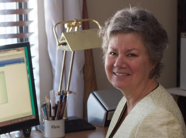 eWalk specialist Christy Heinrich